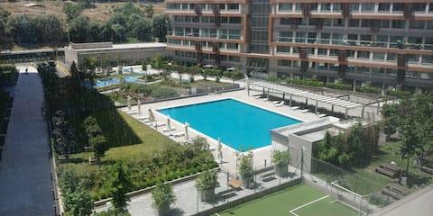 Indoor Pool,Gardens,Fitness Center,Security& More