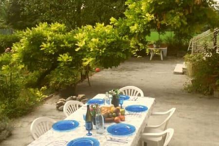 Casa nel verde un passo da Bologna - Osteria Nuova - Dům