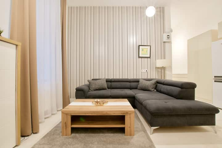 Premium Apartment by Hi5 - Irányi str. 1 bedroom