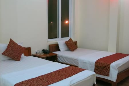 Double Room or Twin Room For Two People