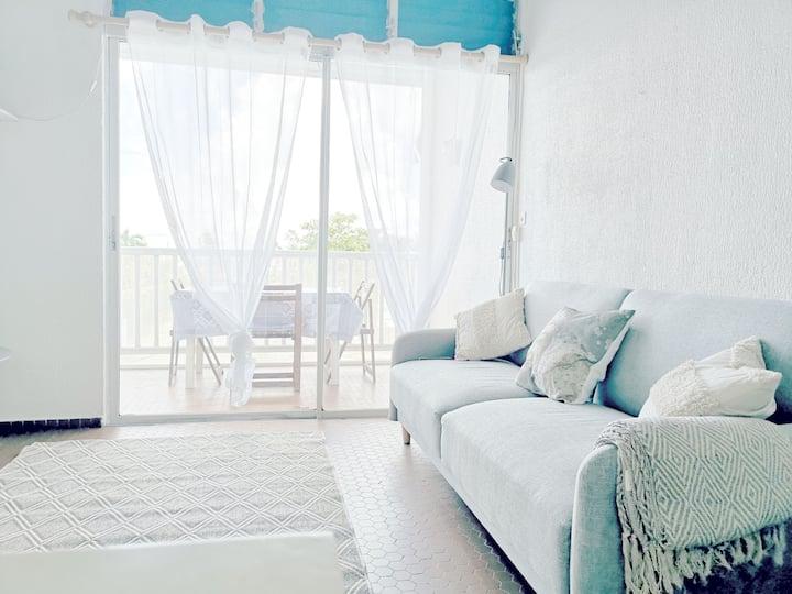 CHEZ SIMO : appartement à la Marina - centre ville