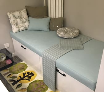 a new bed for rent in panjiayuan - Pequim