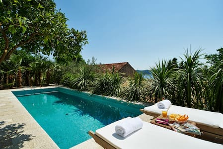 Villa Lemonia with Private Pool - Trsteno - Villa