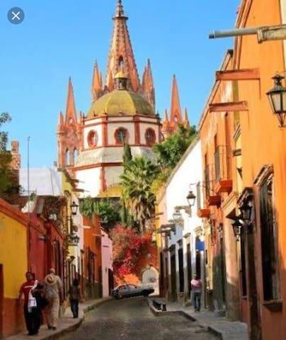 Hotel urbano 43 two boutique hotels for rent in san miguel de allende guanajuato mexico - Location de vacances san miguel mexique ...