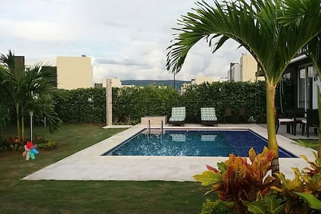 Casa con piscina privada - Ricaurte Cundinamarca