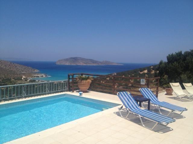Tholos Bay Villas, Crete - Crete - Villa