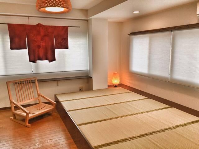 Tokyo Sky Tree 緑(midori) guest house ゲストハウス - Sumida-ku