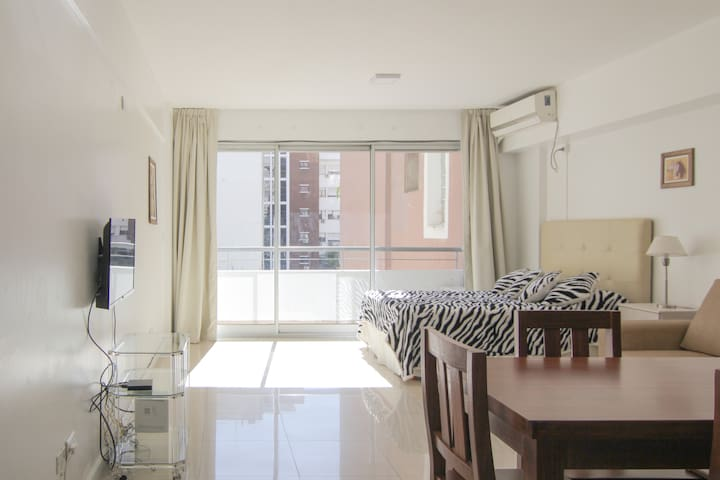 PALERMO | Spacious STUDIO for 2 PAX with POOL