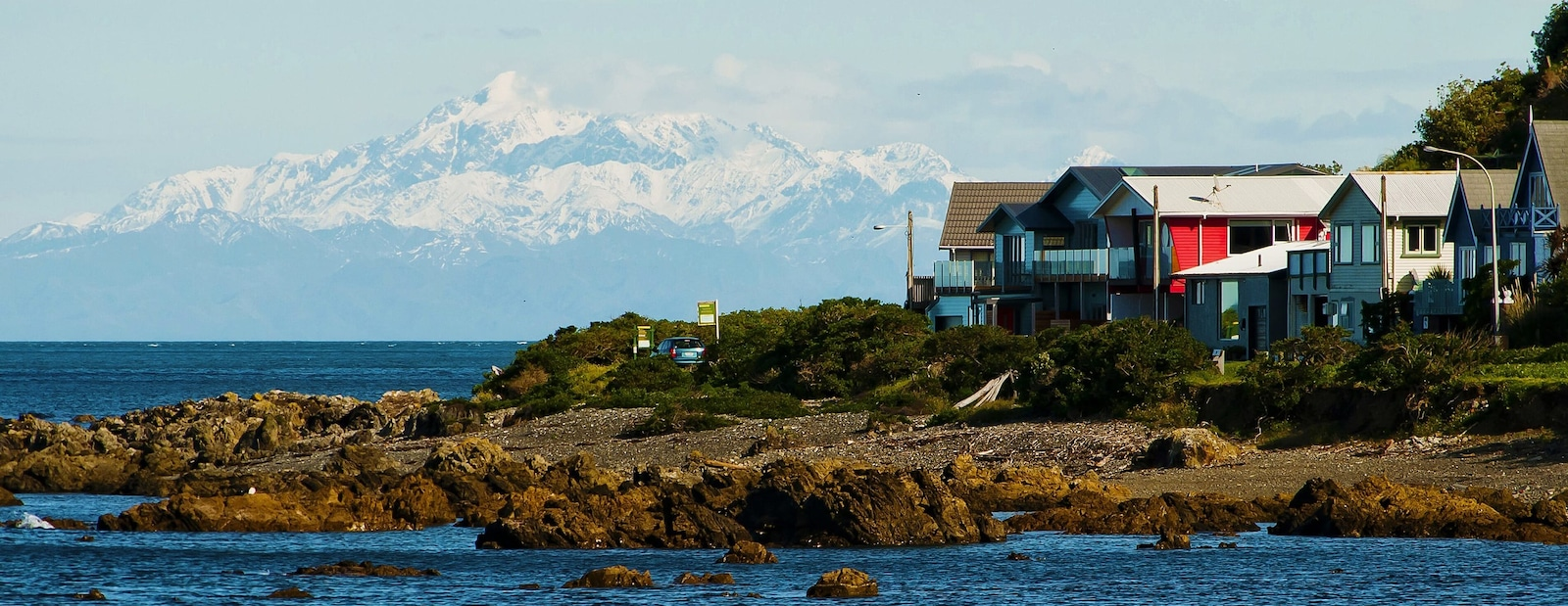 Vacation rentals in Palliser Bay