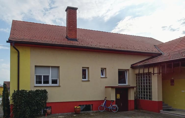 Holiday cottage with 2 bedrooms on 116 m² in Moravske Toplice