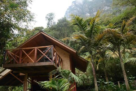 Cabaña de la Montaña Parque Los Tunos