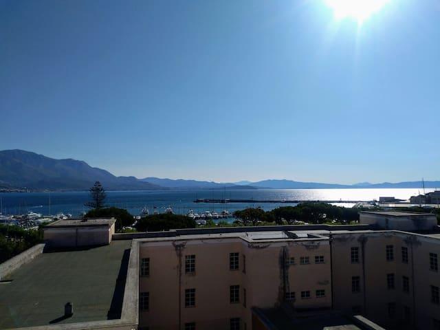Tra cielo e mare affittacamere - Camera azzurra