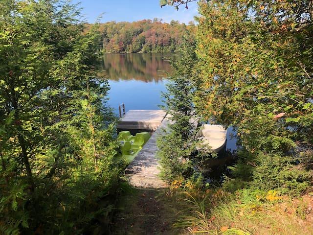 Mon Chalet sur Lac-Gustave