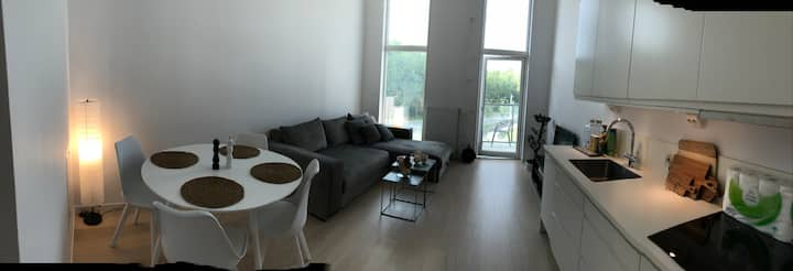 Modern apartment in Rosendal! Near city/BMC/SLU/ÅU