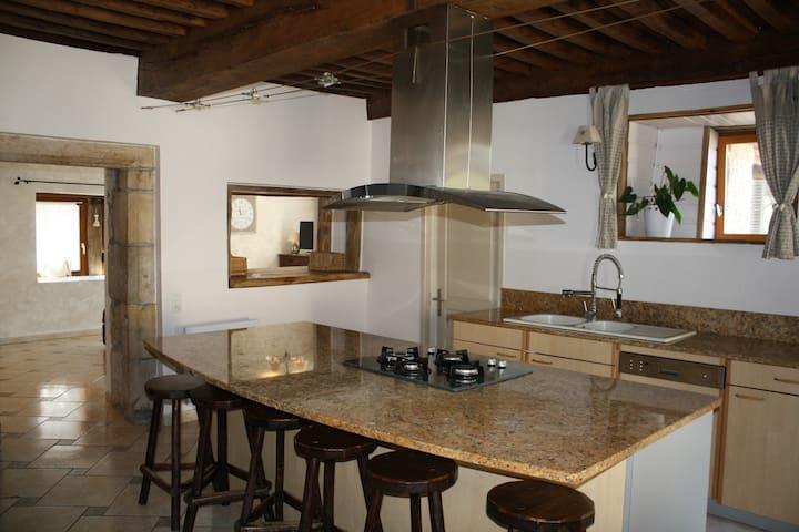 Gite de charme Le Clos Sainte Anne - Offlanges - Rumah