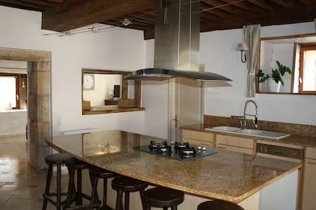 Gite de charme Le Clos Sainte Anne - Offlanges - Дом