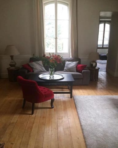Beautiful apartment 5mins walk to UN