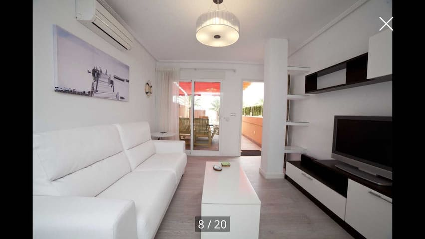 PRIMERA LINEA, Apartamento playa muchavista - Campello - Apartment