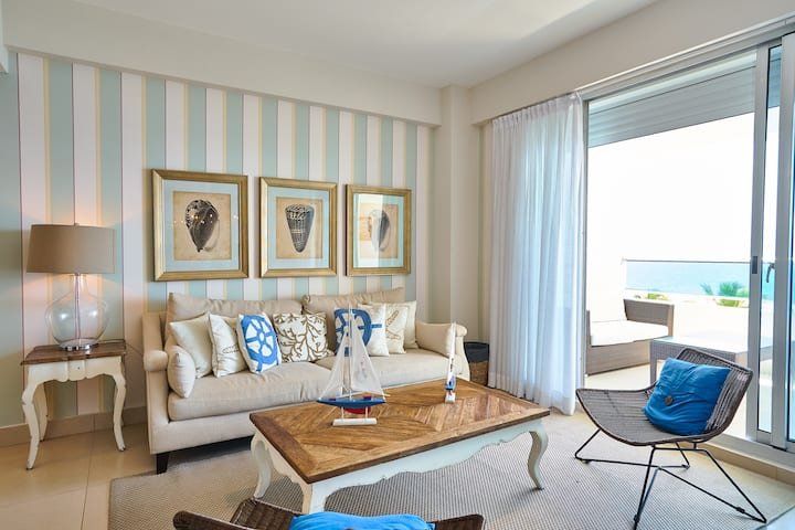 Marvelous Ocean Views, Harmony Apt. at Las Olas 1