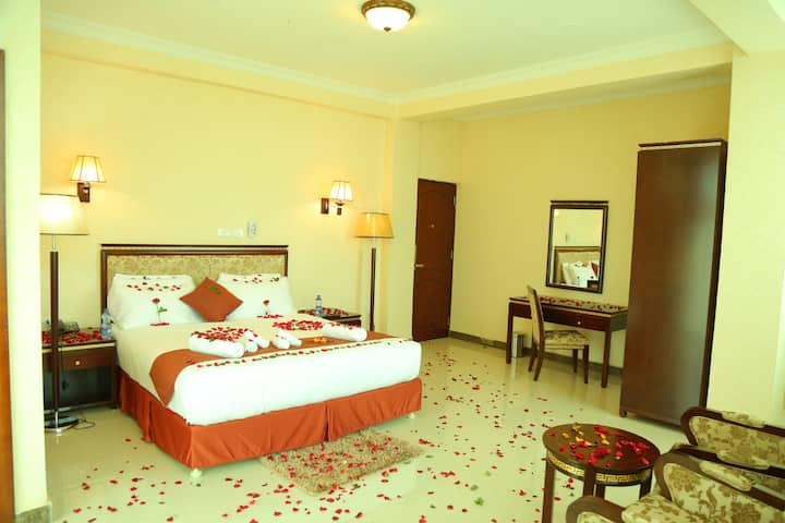 Solyana Hotel, Bahir Dar Ethiopia