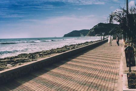 Estación del Sol. Hospedaje temporal de playa.