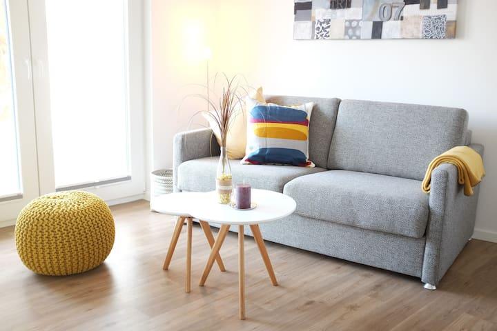 Ferienwohnung MeerZeit in Büsum - Büsum - Appartement