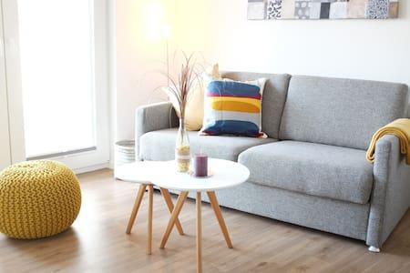 Ferienwohnung MeerZeit in Büsum - Büsum - Apartmen