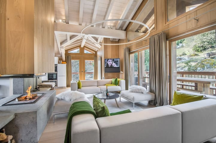 Courchevel 1550, Saint Bon Tarentaise, France – Airbnb