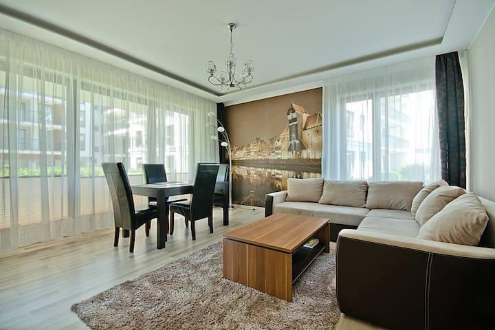 Charming&Bright - Luxury Apartment-Old Town-Sz7/3