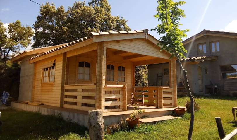 Accomodation at yoga retreat in Pre-Pyrenees