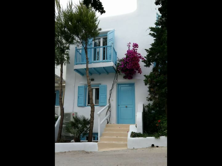 Mykonos efis and dimis maisonette