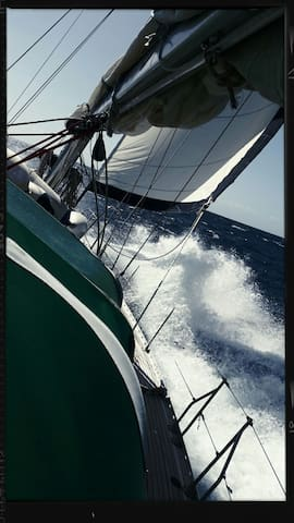 Ionian island sailing - isole ionie grecia