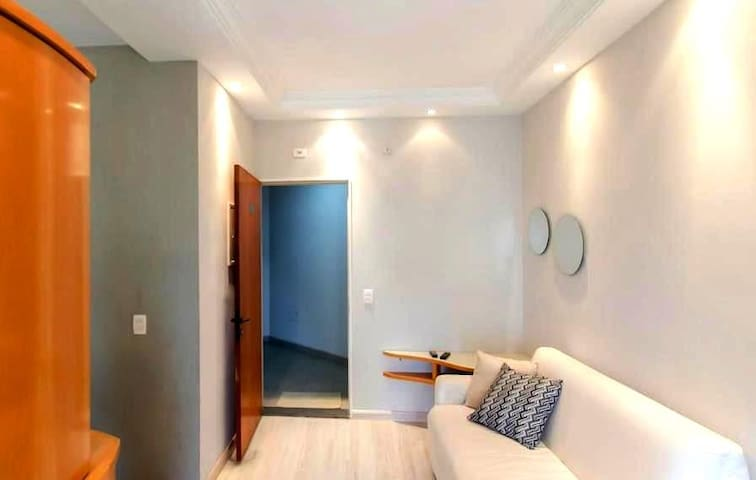 HOME SWEET HOME - 1 dorm, internet rápida, garagem