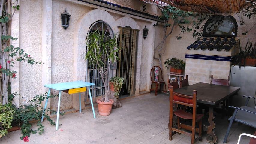 Casa de Picapiedra. - Cabo de Palos - House