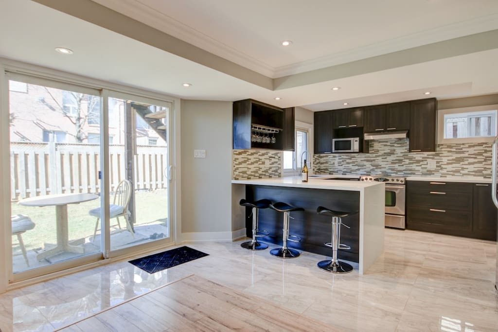 Ground Floor Apartment For Rent In Mississauga