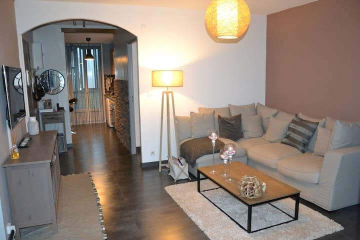 Appartement cosy très spacieux