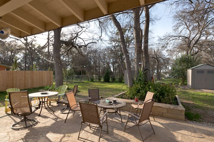 Perfect Bungalow style house for a weekend in ATX! - Austin - Ev