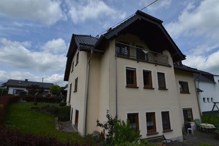Comfortable apartment in stunning, peaceful, woodland surroundings