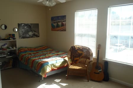 Private Bedroom in Milledgeville - Milledgeville