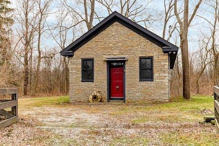 Stone Cabin - Liberty Schoolhouse - Delaware