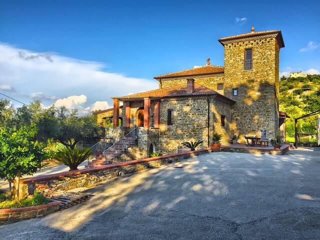 Welcome to Casale San Pietro in Castellabate - San Pietro - Appartement