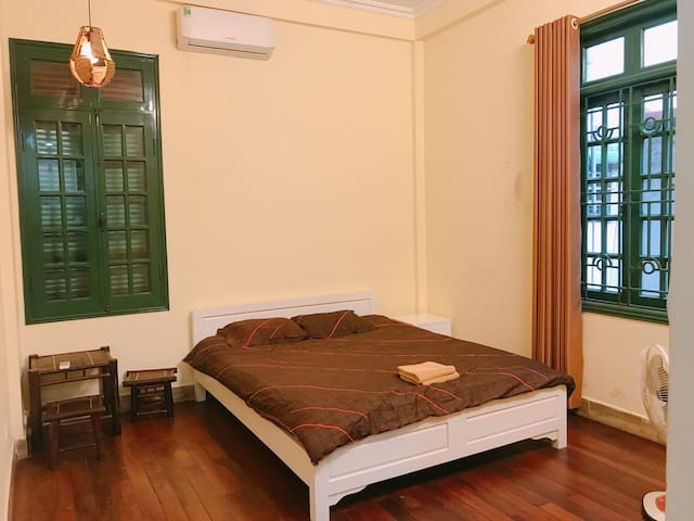 Airy2L❤️Studio★FreeParking★Central★Rooftop balcony