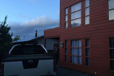 Cabaña Central Villarrica N°2 para 4 personas - 比亞里卡(Villarrica) - 小屋
