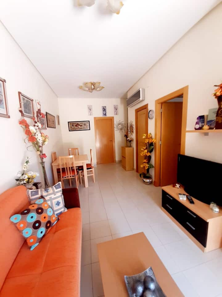 Beautiful apartment 600m. from the sea(Campoamor)