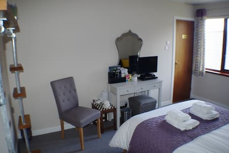 Strathassynt Guest House B&B double rm ensuite - Glencoe