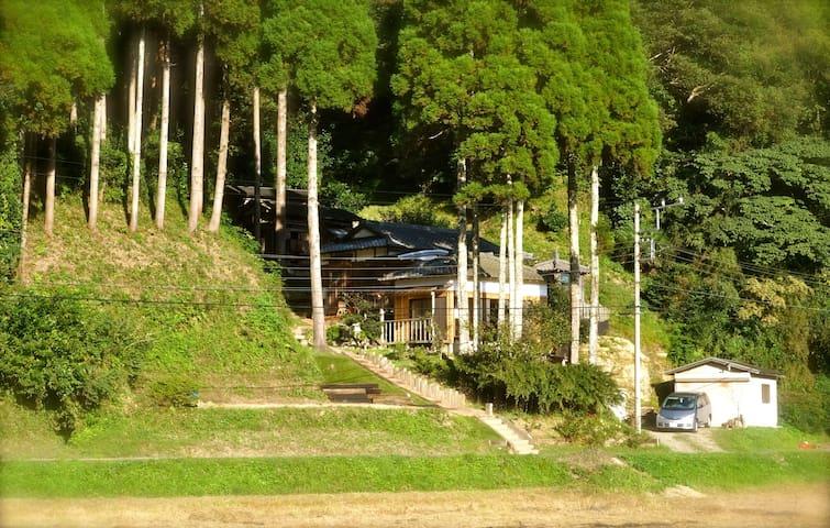 Isumi village house