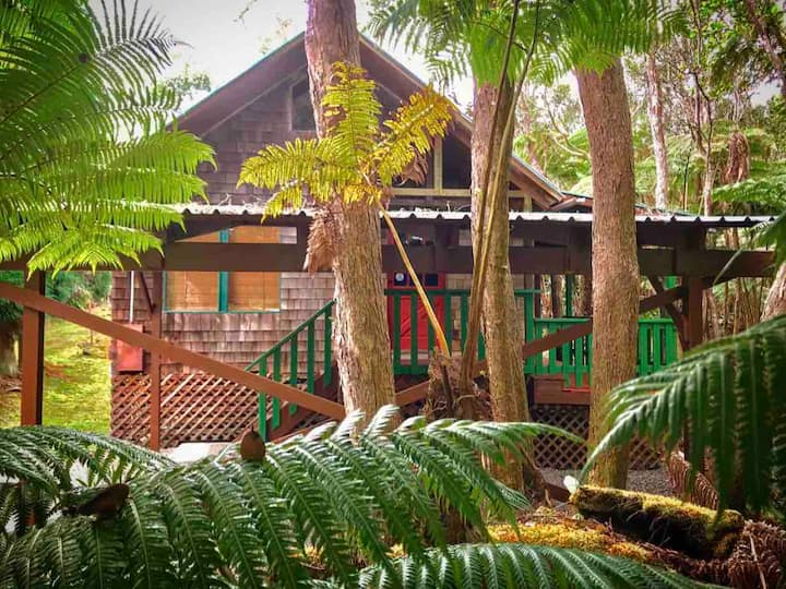 THE COTTAGES AT VOLCANO - Hale Alala