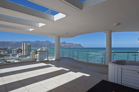 Sea view apartment - Hibernian Towers!