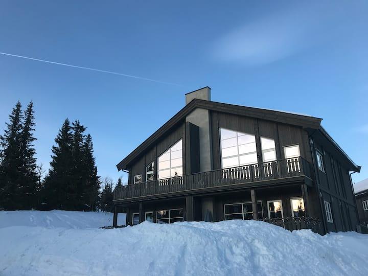 Trysil, Fageråsen, Ski in/ ski out, ny leilighet