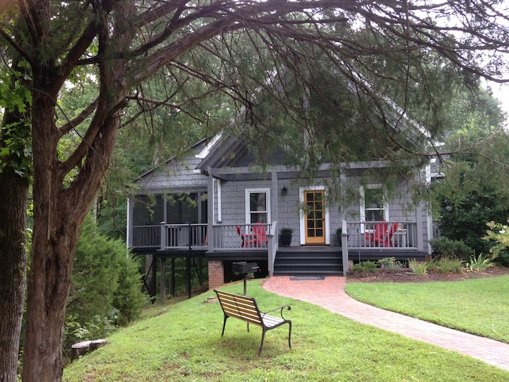 Moosehead Lodge on 26 acre estate and private lake